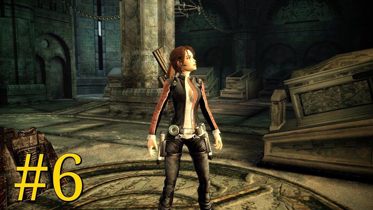 Tomb Raider Legend Gameplay Walkthrough 6 Youtube