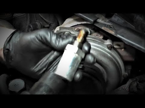 2004 Ford 6.0L Powerstroke IPR Valve Replacement