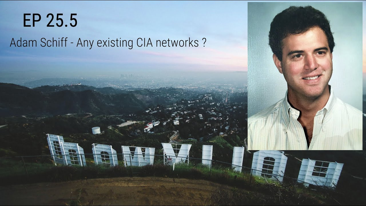 Any existing CIA networks Adam???