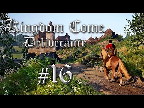 Kingdom Come Deliverance Gameplay German #16 - Kingdom Come Deliverance Let's Play Deutsch