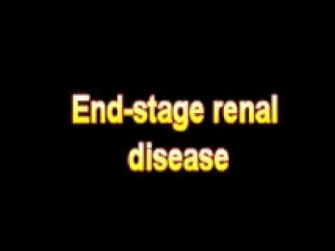 endstage renal disease and economics The economic benefits of preventing end  the economic benefits of preventing end-stage renal disease  chronic kidney disease, diabetic nephropathy, economics.