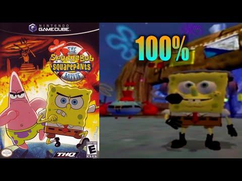 The SpongeBob SquarePants Movie [24] 100% GameCube Longplay thumbnail