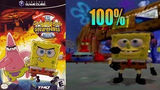 The SpongeBob SquarePants Movie [24] 100% GameCube Longplay