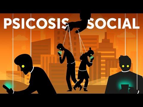 Psicosis colectiva: cómo nuestra sociedad cayó mentalmente enferma (y cómo escapar de este delirio)