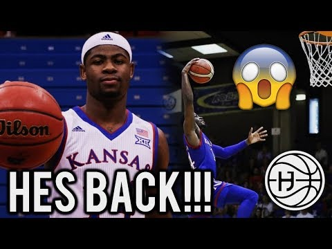 Malik Newman is BACK!! NBA READY PG! KANSAS SUMMER MIXTAPE!