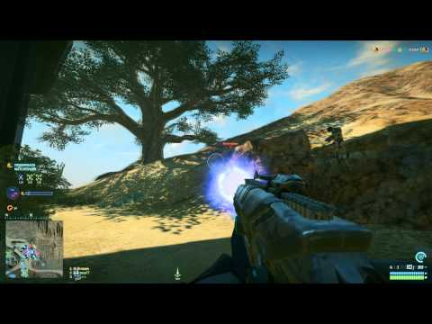 Planetside 2: Shotgun (Nova) On A Heavy Assault