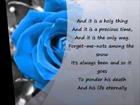 Christy Moore:Lyrics:Bright Blue Rose