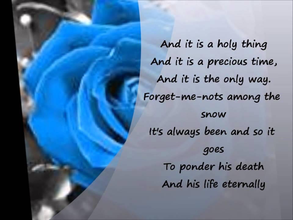 Christy Moorelyricsbright Blue Rose Youtube