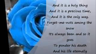 Watch Christy Moore Bright Blue Rose video