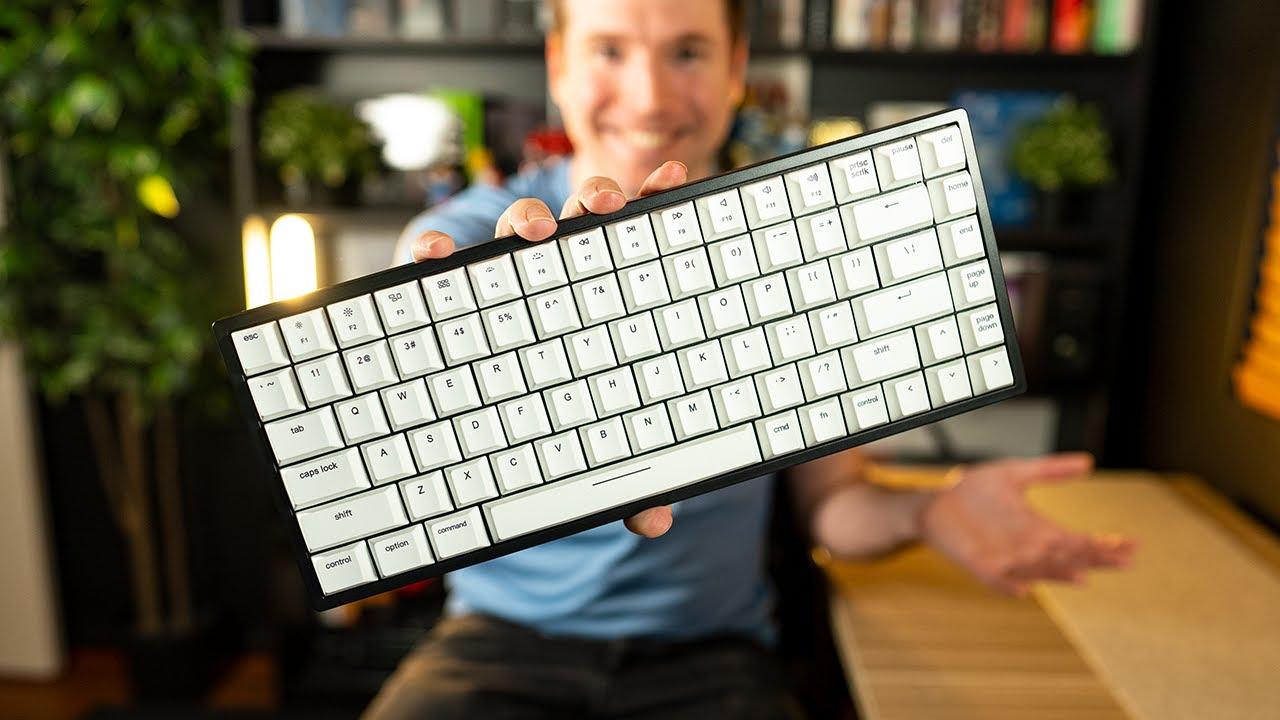 Should developers use a Mechanical Keyboard | Vissles V84