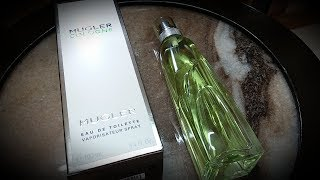 Mugler Cologne By Thierry Mugler Initial Thoughts