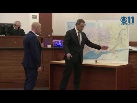 The Murder of David Grunwald: The trial of Erick Almandinger day 1