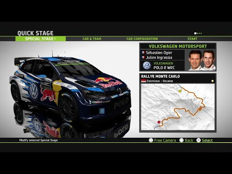 WRC 5 FIA World Rally Championship Обзор |
