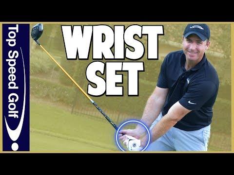Wrist Set In The Golf Swing