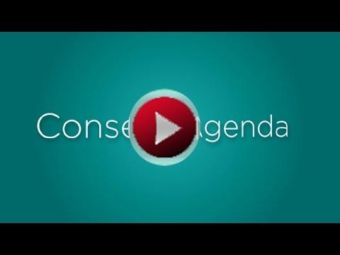 consent agenda 8 8 youtube