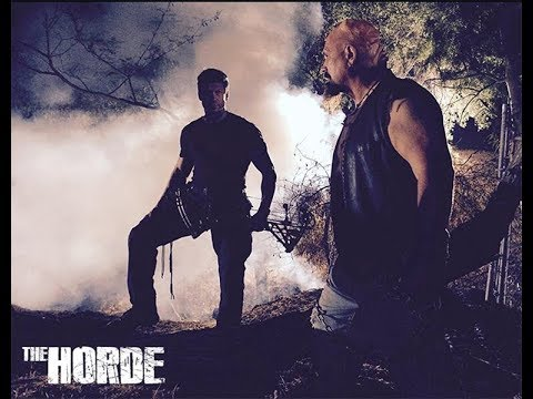 """The Horde """"Red Band"""" Trailer"""