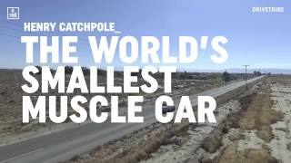 The world's smallest muscle car – Flyin' Miata's V8-engined Mazda MX-5