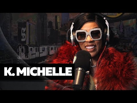 K Michelle Keeps It Real On Butt Shots, Insecurities & Calls Out Uncle Murda
