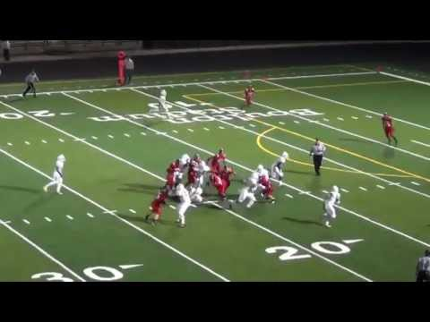 Jonah Harper Brush Arcs Football