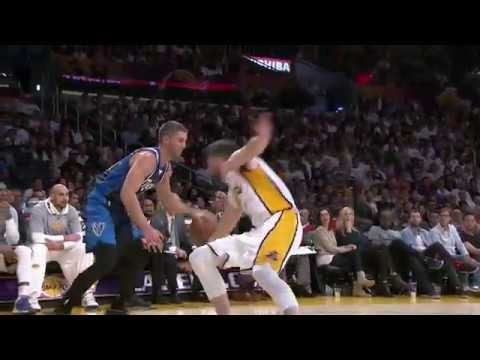 Chandler Parson Puts Ryan Kelly on Skates with Crossover