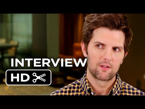 Hot Tub Time Machine 2 Interview - Adam Scott (2015) - Comedy HD