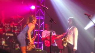 Sax & the City Live in Vegas: Marion Meadows, Paul Taylor & Jessy J