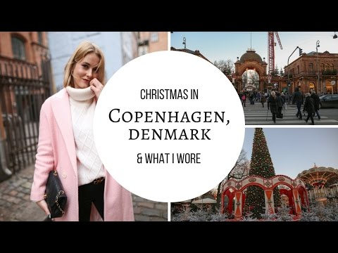 CHRISTMAS IN COPENHAGEN & WHAT I WORE I KAJA-MARIE