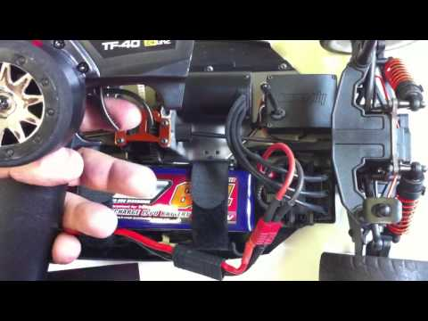 HPI Flux Vapor Pro ESC issue