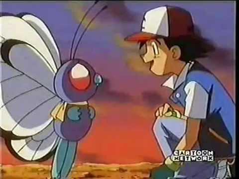Resultado de imagem para pokemon ep 21 adeus butterfree