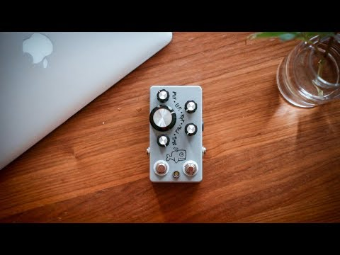 Hungry Robot Pedals The Moby Dick V2 (demo)