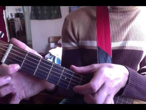 Sticky Fingers Rum Rage Guitar Tutorial Chords