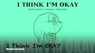 MGK X YUNGBLUD X TRAVIS BARKER - I THINK I'M OKAY - Dunham Drum Covers