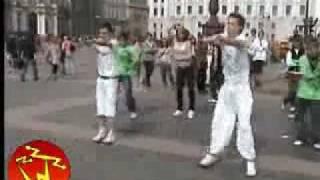 Tecktonik   Now you're gone (VIDEO ORIGINAL)