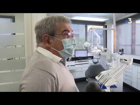 Les cabinets dentaires de Gironde fermés