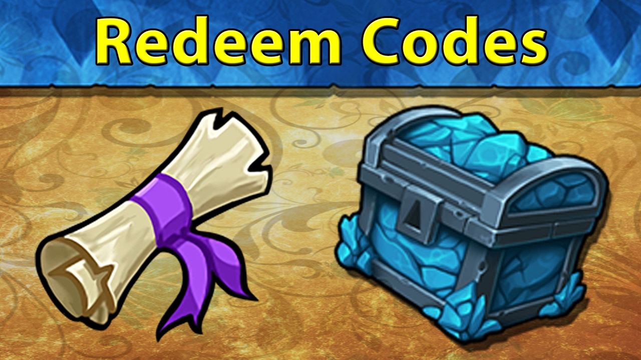 Gems of War: How to Obtain and Use Redeem Codes - YouTube