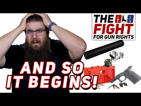 """ATF TO REDEFINE FIREARM """"FRAME/RECEIVER""""- Fight for Gun Rights!"""