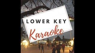 Meghan Trainor ft. John Legend - Like I'm Gonna Lose You (Karaoke Lower Key)