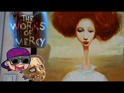 The Works Of Mercy Gameplay | Boring, Lame PC Horror Game The Works of Mercy | CDPOG |