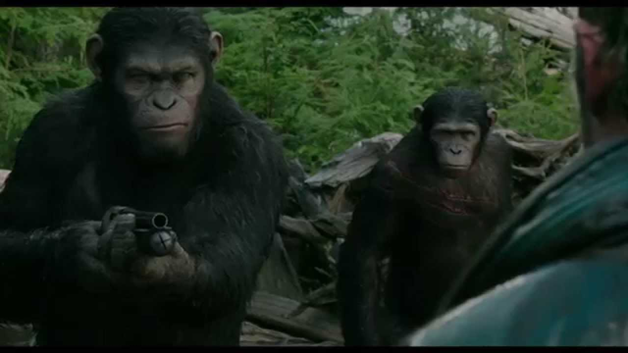 Building a Better Ape: Caesar   PLANET OF THE APES - YouTube