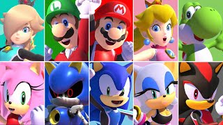 Mario & Sonic at the Olympic Games Tokyo 2020 - All New Record Animations
