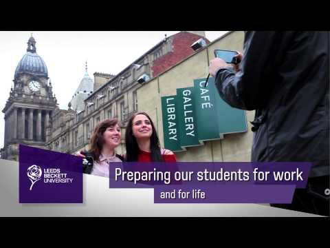 Leeds Beckett University - Our Story