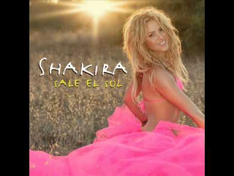 SHAKIRA  CD SALE EL SOL  13 LOCA SPANISH VERSION