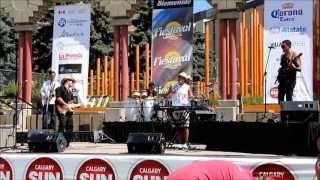 Nueva banda de reggae en espanol en Calgary, Alberta, Canada.