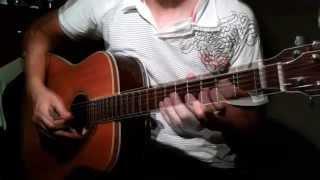 Rurouni kenshin - Himura kenshin gut guitar cover