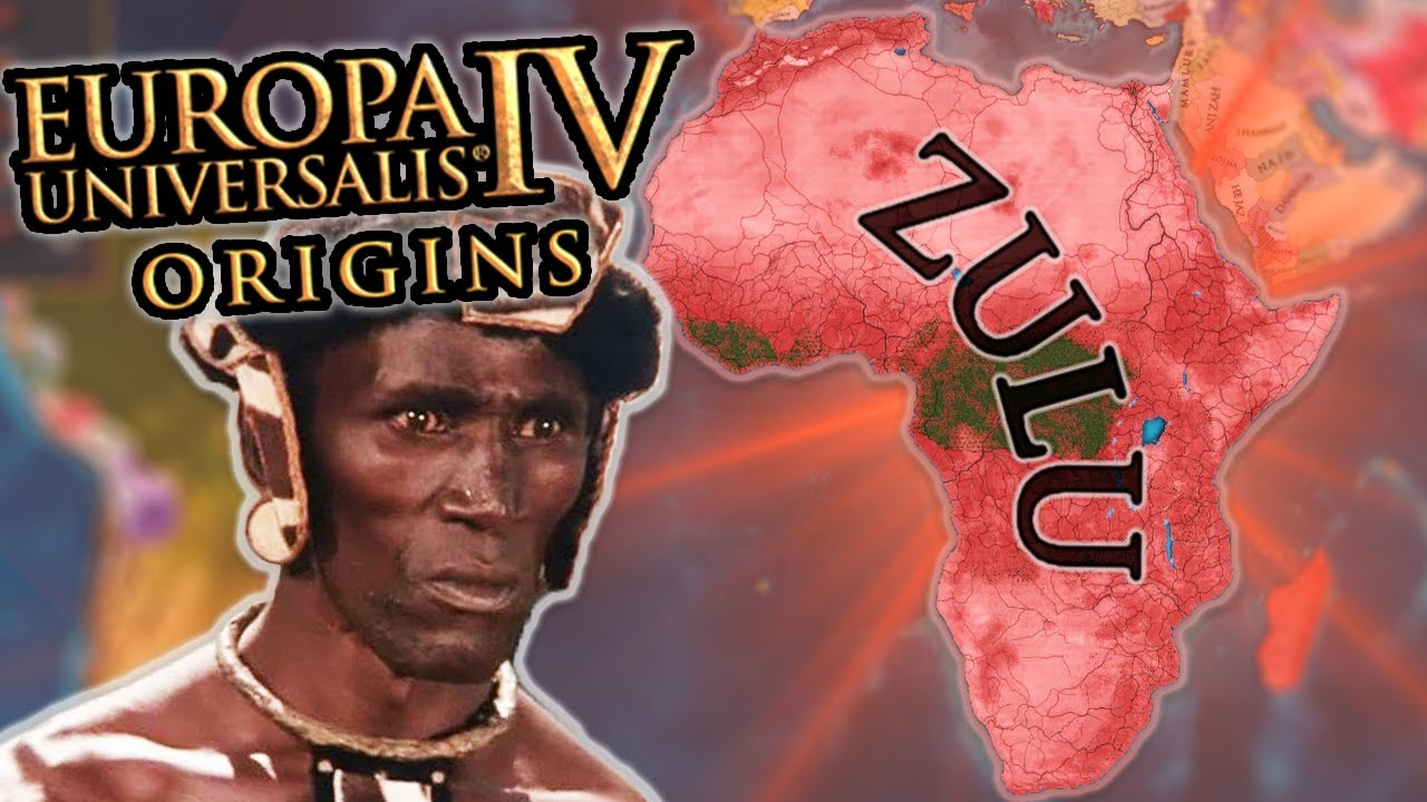Download Are the ZULU going to be OP in EU4: Origins??