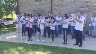 Inno di Mameli suonato dalla Banda Città di Sarsina
