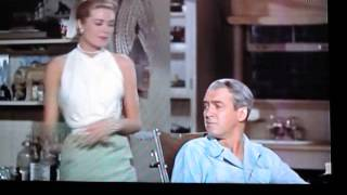 Edith Head costume designer - Grace Kelly at Rear window - Alfred Hitchcock