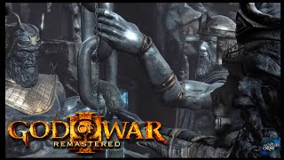God of War 3 Remastered - #03 - aínda no Reino De Hades juiz do mundo dos mortos - PT BR