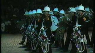 Cover images Band of the Royal British Marines - taptoe Breda 1988.AVI