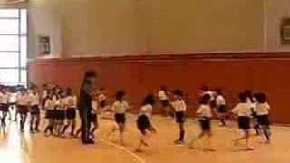 大縄跳び(2008年2月23日)
